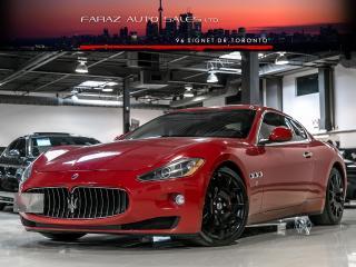 Used 2008 Maserati GranTurismo NAVIGATION|PARKING SENSORS for sale in North York, ON
