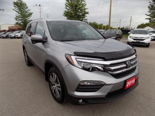 Used 2016 Honda Pilot EX... ONE OWNER... CLEAN CARPROOF for sale in Milton, ON