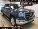 New 2017 GMC Sierra 1500 SLT-6.2L V8, Navigation, Heated/Cooled Leather, Sunroof for sale in Lethbridge, AB