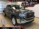 New 2017 GMC Sierra 1500 SLE-Heated Front bucket Seats, Android/Apple Carplay for sale in Lethbridge, AB