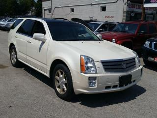 Used 2005 Cadillac SRX LOW KM for sale in Scarborough, ON