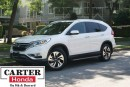 Used 2015 Honda CR-V Touring + NAVI + AWD + NO ACCIDENT + CERTIFIED! for sale in Vancouver, BC