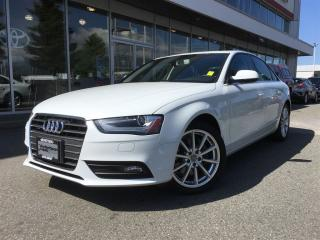 Used 2014 Audi A4 2.0 Progressiv,Nav for sale in Surrey, BC