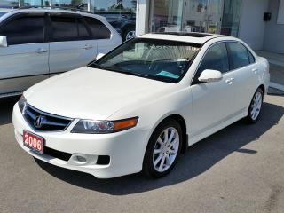 Used 2006 Acura TSX for sale in Brampton, ON