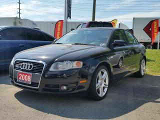 Used 2008 Audi A4 2.0T for sale in Brampton, ON