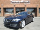 Used 2014 BMW 528 i X DRIVE NAVIGATION SPORT PACKAGE! for sale in Mississauga, ON