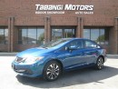 Used 2015 Honda Civic EX SUNROOF ALLOYS REAR CAMERA PUSH START! for sale in Mississauga, ON