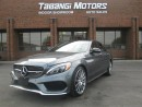 Used 2017 Mercedes-Benz C43 AMG | 360 CAMERA |  BI-TURBO | for sale in Mississauga, ON