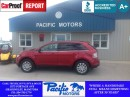 Used 2008 Ford Edge Limited for sale in Headingley, MB