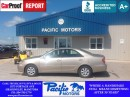 Used 2002 Toyota Camry SE V6 for sale in Headingley, MB