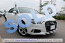 Used 2017 Audi A3 *SOLD* quattro Komfort w/ Xenon Plus Headlights for sale in Whitby, ON