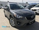 Used 2015 Mazda CX-5 GT A/T AWD No Accident Local One Owner Bluetooth USB AUX Laether Sunroof Navi Rearview Cam Bose Audi for sale in Port Moody, BC