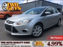 Used 2014 Ford Focus SE LOW KMS!! HEATED FRONT SEATS for sale in St Catharines, ON