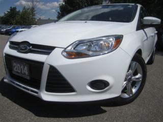 Used 2014 Ford Focus SE-Super clean-Certified for sale in Mississauga, ON