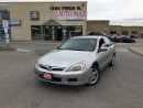 Used 2006 Honda Accord SE, Sunroof, Alloy Rims, Great Condition for sale in North York, ON