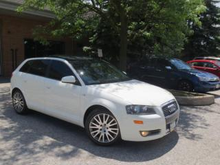 Used 2006 Audi A3 Sport Pkg,Panoramic Sunroof,Low Km,CERT for sale in Concord, ON