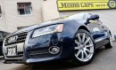 Used 2010 Audi A5 2.0T Quattro! Premium Plus! ONLY $247/bi-weekly! for sale in St Catharines, ON