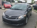 Used 2012 Toyota Corolla 59000km!!! LE for sale in North York, ON