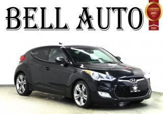 Used 2013 Hyundai Veloster TECH PKG SOLD SOLD SOLD SOLD for sale in North York, ON