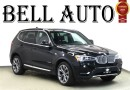 Used 2015 BMW X3 XDRIVE PANORAMIC SUNROOF for sale in North York, ON
