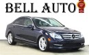 Used 2011 Mercedes-Benz C-Class C350 PANORAMIC ROOF NAVIGATION for sale in North York, ON