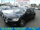 Used 2013 Volkswagen Jetta Sportline Leather/Sunroof/Alloys* for sale in Mississauga, ON