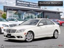 Used 2009 Mercedes-Benz C 300 C300 4MATIC |BLUETOOTH|LEATHER|SUNROOF for sale in Scarborough, ON
