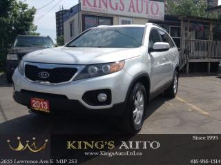 Used 2013 Kia Sorento LX, AWD, HEATED SEATS, TRACTION CONTROL for sale in Scarborough, ON