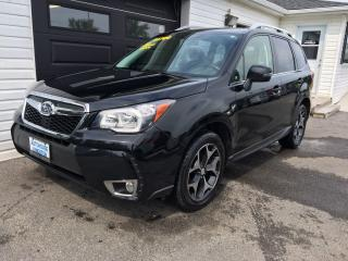 Used 2014 Subaru Forester 2.0XT Touring for sale in Kingston, ON