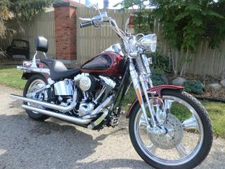 Used 2000 Harley-Davidson Softail FXSTS SPRINGER for sale in Blenheim, ON