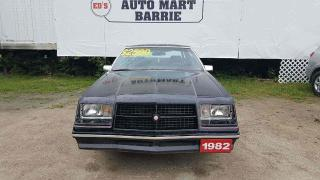 Used 1982 Chrysler 200 LS for sale in Barrie, ON