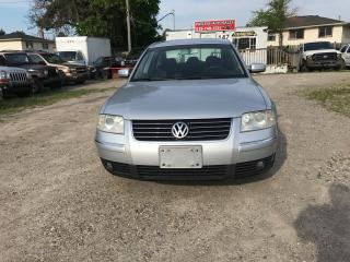 Used 2004 Volkswagen Passat for sale in Cambridge, ON