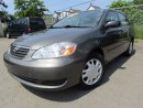 Used 2008 Toyota Corolla CE for sale in St Catharines, ON