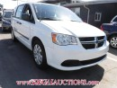 Used 2015 Dodge GRAND CARAVAN  WAGON for sale in Calgary, AB