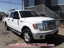 Used 2012 Ford F150 XLT SUPERCREW 4WD for sale in Calgary, AB