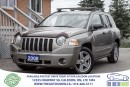 Used 2008 Jeep Compass Sport | ONTARIO VEHICLE for sale in Caledon, ON