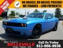 Used 2016 Dodge Challenger R/T B5 Blue- Leather - Blacktop - NAV - Blind Spot for sale in Belleville, ON