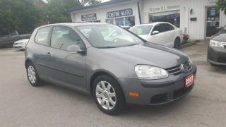 Used 2007 Volkswagen Rabbit SOLD! for sale in Waterdown, ON