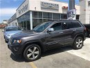 Used 2016 Jeep Grand Cherokee Limited..Navi/Leather /Pan Roof for sale in Burlington, ON
