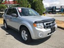 Used 2011 Ford Escape XLT Manual 2.5L for sale in Richmond, BC