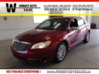 Used 2011 Chrysler 200 SUNROOF|BLUETOOTH|103,401 KMS for sale in Cambridge, ON