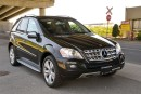 Used 2009 Mercedes-Benz ML-Class Loaded, Langley Location. for sale in Langley, BC
