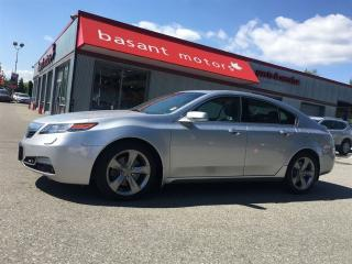 Used 2012 Acura TL Tech Pkg, Nav, SH-AWD, Backup Camera, Low KMs!! for sale in Surrey, BC