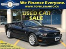 Used 2011 Ford Mustang Convertible 6 Speed, Only 59K kms for sale in Concord, ON