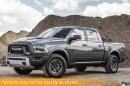 Used 2017 Dodge Ram 1500 Rebel Crew w/Nav, UConnect, Ba for sale in Winnipeg, MB