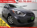 Used 2016 Hyundai Accent GL| HEATED SEATS| WE WANT YOUR TRADE| for sale in Burlington, ON