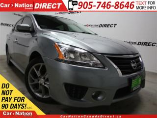 Used 2013 Nissan Sentra 1.8 SR| PUSH START| WE WANT YOUR TRADE| for sale in Burlington, ON