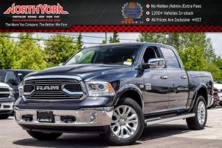 New 2017 Dodge Ram 1500 New Car Longhorn|4x4|Crew|Conv.Pkg|SideSteps|RamBox|3.92RearAxle|20