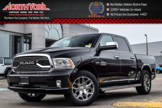 New 2017 Dodge Ram 1500 New Car Laramie Limited |4x4|Crew|TrailerTowPkg|Sunroof|Nav|PkAsst.|20
