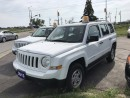 Used 2015 Jeep Patriot Sport/North 4X4! for sale in Brantford, ON